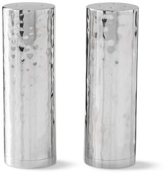 Williams-Sonoma Hammered Silver Salt & Pepper Shakers