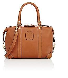 Ghurka Women's Cavalier 0 Small Duffel Bag-Chesnut