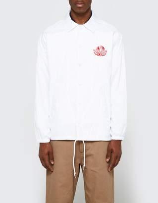 Brain Dead New Order Coaches Jacket