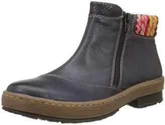 ... Rieker Women  s Z6781 Biker Boots,40 EU ac6ca99365