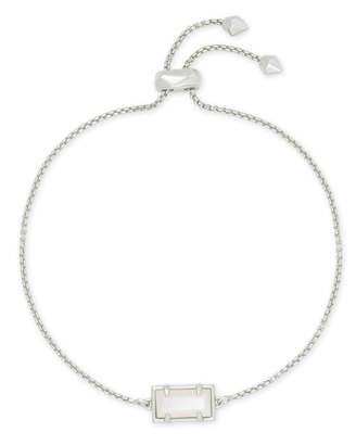 Kendra Scott Phillipa Chain Bracelet in Silver