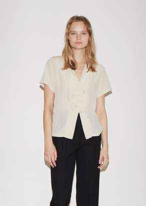 Vejas Rhythmic Whip Silk Shirt