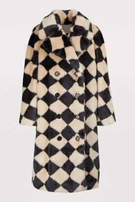 Marco De Vincenzo 3/4-length coat