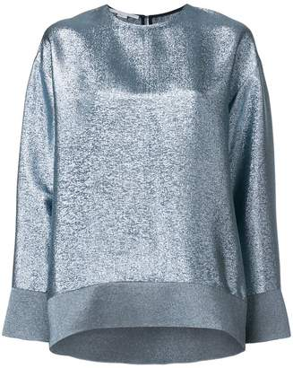 Stella McCartney metallic top
