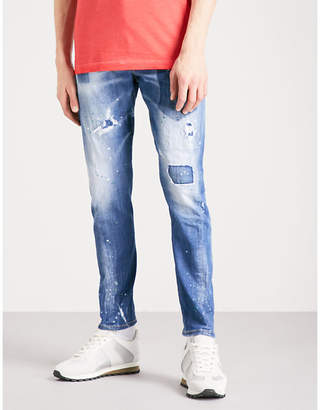 DSQUARED2 Sexy Twist slim-fit skinny jeans