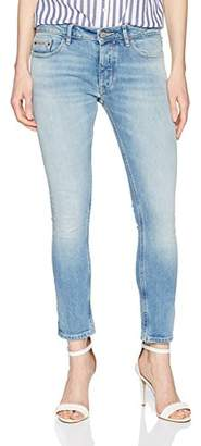 Calvin Klein Jeans Women's High Rise Denim Legging