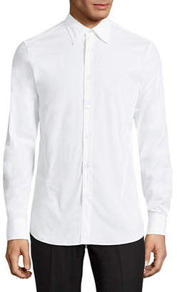 Ermenegildo Zegna Drop 8 Fit Sport Shirt