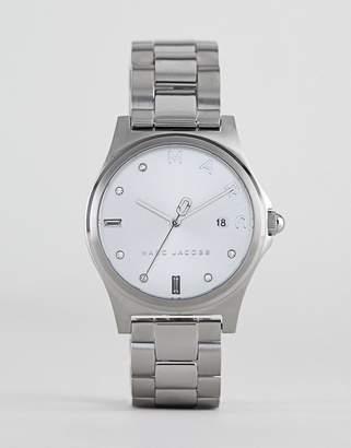 Marc Jacobs MJ3599 Henry Bracelet Watch in Silver 36mm