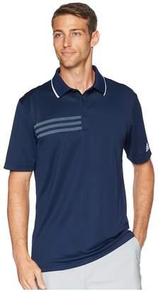 adidas 3-Stripes Pique Polo Men's Clothing