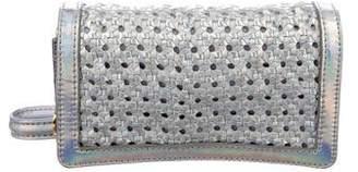 Stella McCartney Iridescent Vegan Leather Crossbody Bag