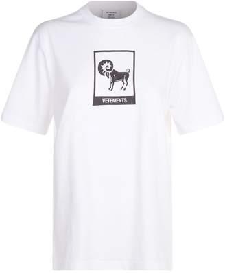 Vetements Aries Horoscope T-Shirt