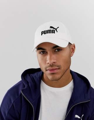 351a3c39a62 at Asos · Puma Essentials Cap In White 05291910