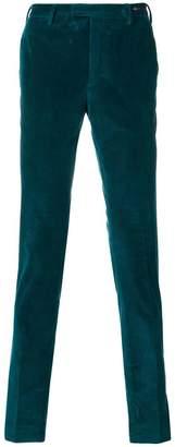 Pt01 corduroy skinny trousers