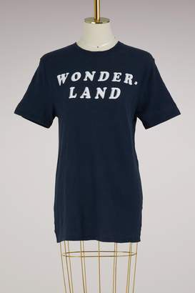 Zoe Karssen Boyfriend Fit T-Shirt Wonder-Land
