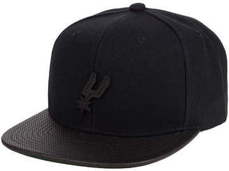 Mitchell & Ness San Antonio Spurs Matte Lux Snapback Cap