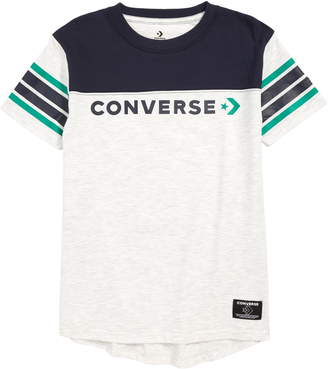 af89f8d3737c Converse White Boys  Tees - ShopStyle