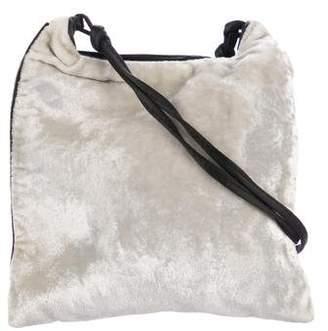 Prada Satin & Velvet Evening Bag
