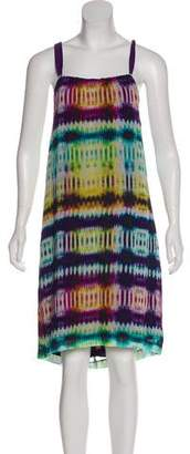 Trina Turk Sleeveless Printed Dress