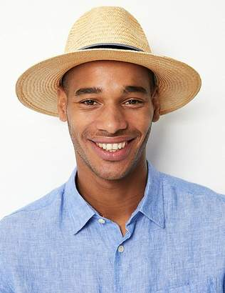 bd83a59d8f5c7 Marks and Spencer Beach Broadbrim Ambassador Hat