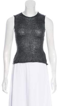 Emporio Armani Sleeveless Knit Top