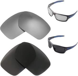 3e7d43c612 Oakley Walleva Polarized Replacement Lenses For Turbine Sunglasses