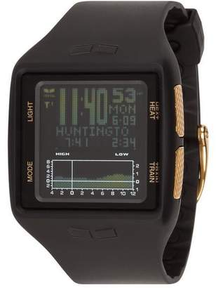 "Vestal Water-Resistant Surf Tide Watch ""Brig 14k Gold Special Edition"""