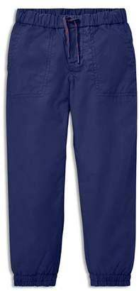 Ralph Lauren Boys' Cotton Poplin Jogger Pants - Little Kid