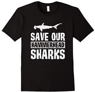 DAY Birger et Mikkelsen Save Our Hammerhead Sharks Earth T-Shirt