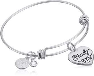 Alex and Ani Halos and Glories Family Bangle Bracelet