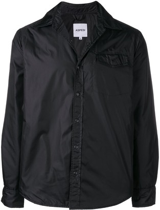 Aspesi (アスペジ) - Aspesi ライト シャツジャケット