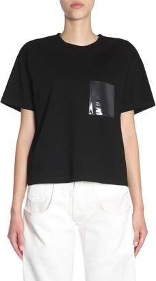 MM6 MAISON MARGIELA T-shirt With Transparent Pocket