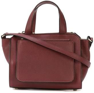 Valextra top handle satchel bag