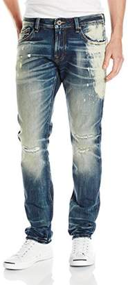 Cult of Individuality Men's Rocker Slim Fit Jean