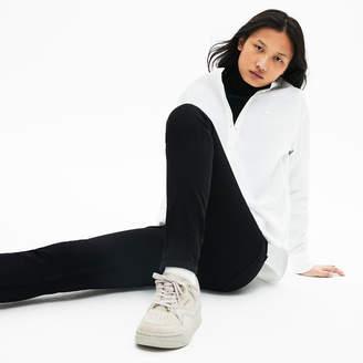Lacoste Women's Cotton Skinny Fit Jeans