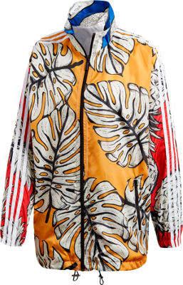 adidas Women's Farm Windbreaker Jacket