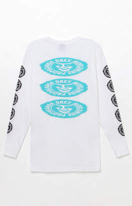 Obey Ninety-One Long Sleeve T-Shirt