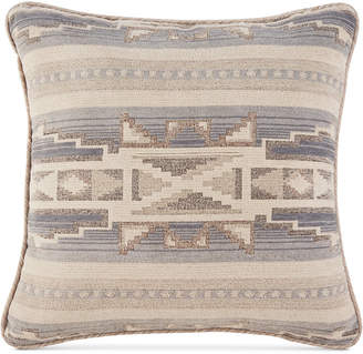 """Croscill Ansonia 18"""" Square Decorative Pillow"""