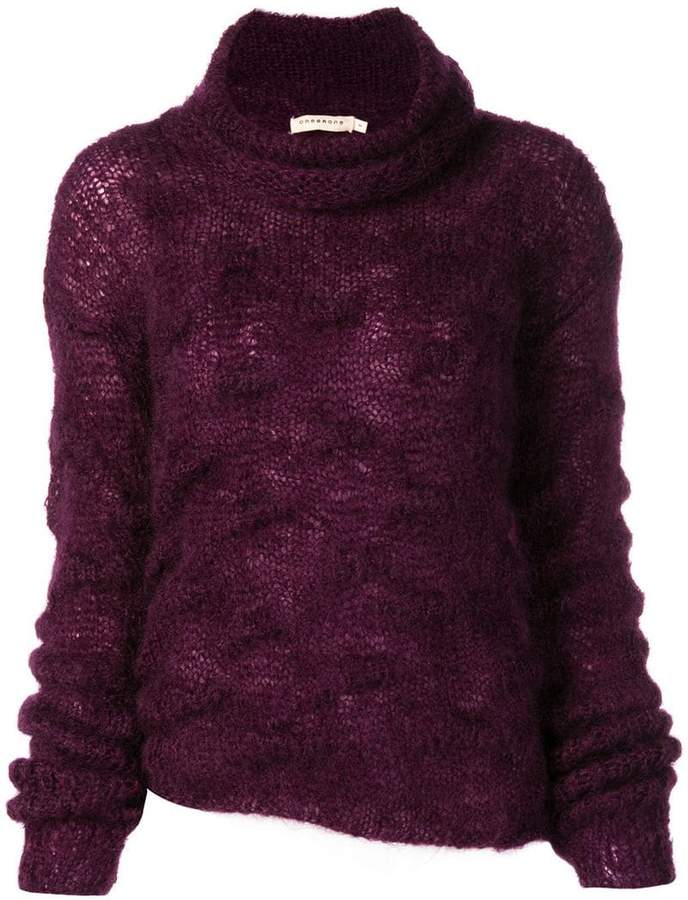 Oneonone turtleneck jumper