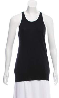 Dolce & Gabbana Sleeveless Cashmere Top
