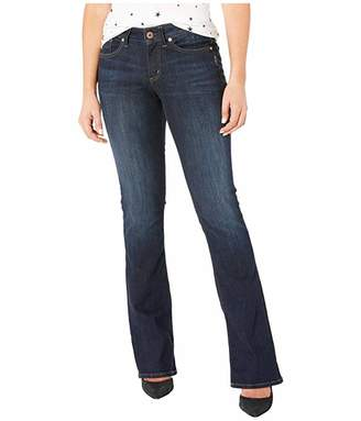 Silver Jeans Co. Suki Mid-Rise Curvy Fit Slim Boot Jeans in Indigo L93616SSX426
