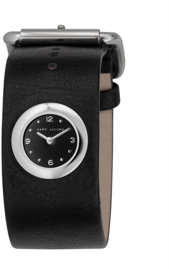 Marc by Marc Jacobs Women's Leather Cuff Watch