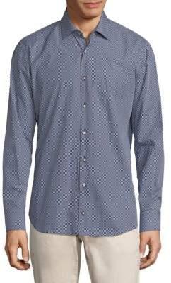 Vilebrequin Novelty Printed Shirt
