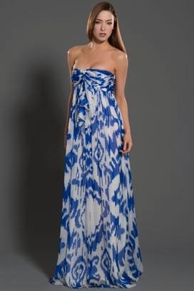 Jenni Kayne Tie Gown