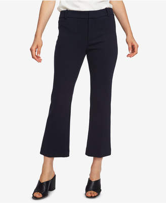1 STATE 1.state Pinstriped Kick-Flare Pants