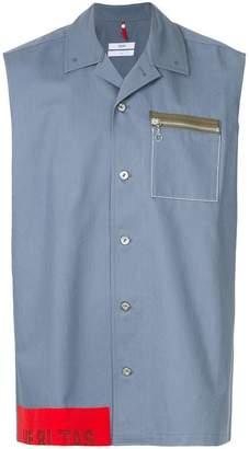 Oamc sleeveless shirt