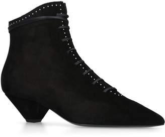 Saint Laurent Blaze Ankle Boots 45