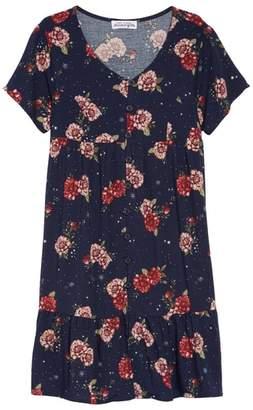 Ten Sixty Sherman Cosmic Floral Dress