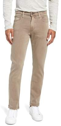 Paige Transcend - Lennox Slim Fit Twill Pants