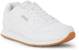 Fila White Cress Jogger Sneakers