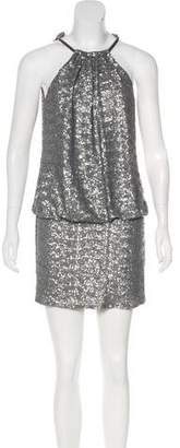 Chinese Laundry Sequined Mini Dress